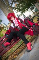 Grell : The Night is Young by ENwings