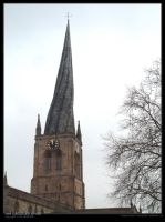 The Crooked Spire by unclejuice