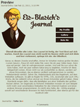 Eis-Blasich Journal Skin by TaNa-Jo