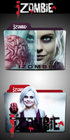 iZombie folder icon by Andreas86