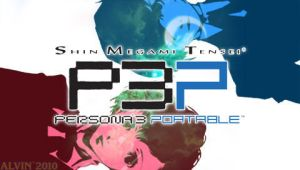 SMT Persona 3 Portable by TheALVINtaker