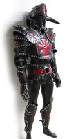 Knights Templar Armor by Azmal