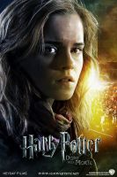 Hermione Granger P.1 #2 - Deathly Hallows Extended by HogwartSite