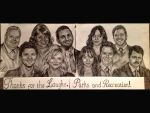 Parks and Recreation Cast by Evviee