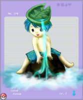 Gijinka Project - Lotad by JennyWheat