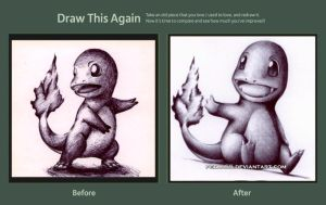 Charmander Improvement by Petah55
