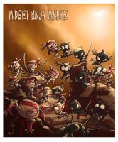 midget ninja melee by MonkeySeed