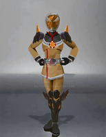 What-If - SH Figuarts Kamen Rider Mage by Zeltrax987