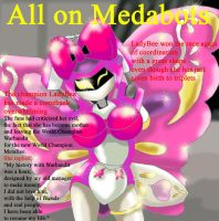 Your magazine All on Medabots by LadyBee-Moy