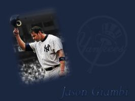 Jason Giambi BG1 by laurag53