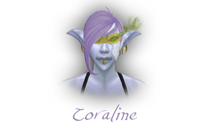 -Gift- Coraline by The-Serene-Mage