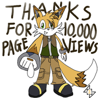 Thanks For 10K by RoverJack