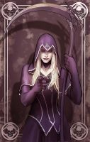 death vigil- recruitment by nebezial