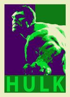 Hulk for President by TimeToDance93