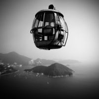 Cable car by PansaSunavee