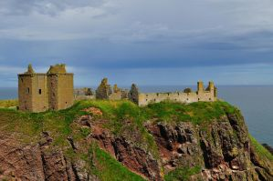 Dunnottar - last one by dcheeky