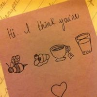 i think you're.... by DianaDrawingLover
