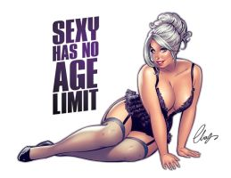 Sexy has no Age limit by Elias-Chatzoudis