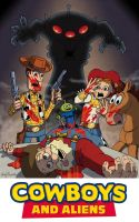 Pixar's Cowboys and Aliens by andyjhunter