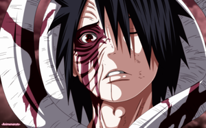 NARUTO 605.. Obito Uchiha.. I'm in hell. by iFeerGirl