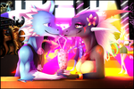 Disco Heaven by GoldenTigerDragon