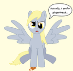Derpy Hooves by CatIron