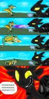 Funny HTTYD Scene by PlagueDogs123