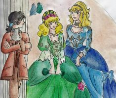 A dance in Versailles by stefi-tails