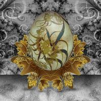 Eggbossed by FireLilyFractals