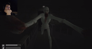 SCP-096 wants to hug Markiplier by Cosmicmoonshine