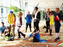 Final Fantasy VIII Clan by rksamurai