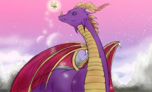 Of dragonflies and reptiles by neohin