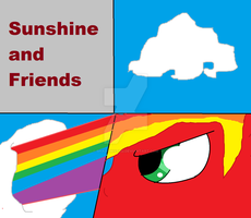 Sunshine and Friends  Episode 1 Part 1 by Shadymist122