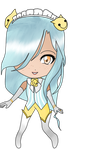 Gaia Thingy Qwq by sophiecyberland