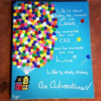 Life is, simply stated, An Adventure by AbbyCatWolff