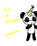 Incognito by pandacorn