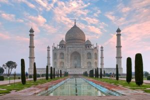 Taj Mahal Morning by didumdidum