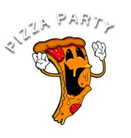 Pizza Party by Drivill