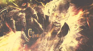 The Cannibal by Oleg-DMW