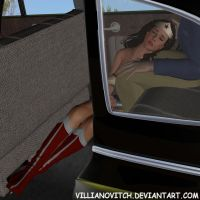 Gettaway Car 04 by RichVilliano