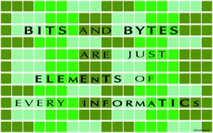 Bits and Bytes TICs elements by Scaloperion