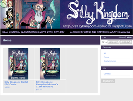 Silly Kingdom NOW AVAILABLE by ktshy
