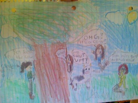 My new THG drawing~ by foxface512