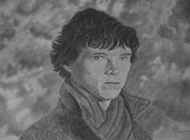 sherlock by shirls-art