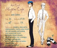 Muffins Cafe - Josh by Fukari