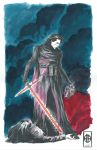 Kylo Ren-You're Gonna Carry that Weight by BrettBarkley