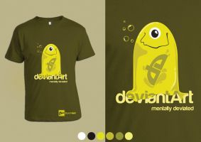 "Semi-Finalist: ""mentally dev"" by deviantARTGear"