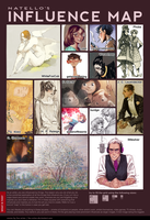 Influence Map by Natello
