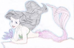 Melody's Official Mermaid Form by LaSerenity