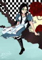 Alice Madness Returns by scootaloocuteness